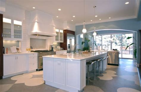 Linoleum Kitchen Flooring What S The Best Flooring For A Kitchen