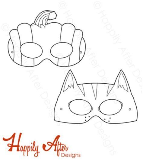 printable halloween mask designs halloween printable coloring masks