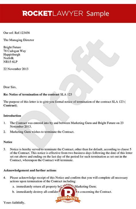 dismissal letter template uk business form letter template