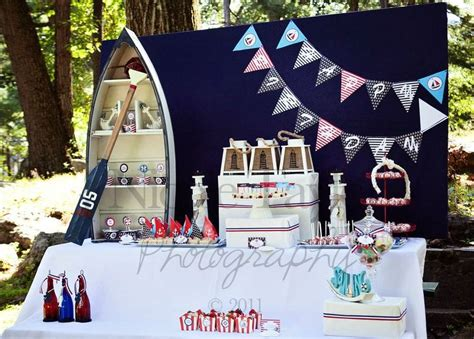 nautical theme sailboats ahoy it s a nautical party b lovely events
