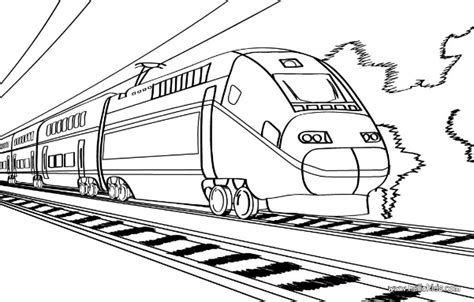 coloring page bullet train free a bullet train coloring pages