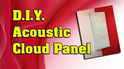 save it for the bedroom acoustic diy acoustic cloud panel save a fortune recording studio 9