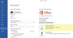 Microsoft Office Update How To Update Microsoft Office 2016 2013 Manually