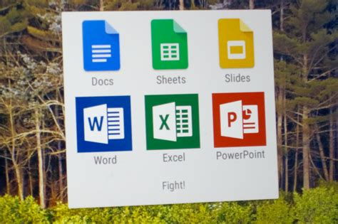 Office Docs Docs Vs Microsoft Office Which Suite