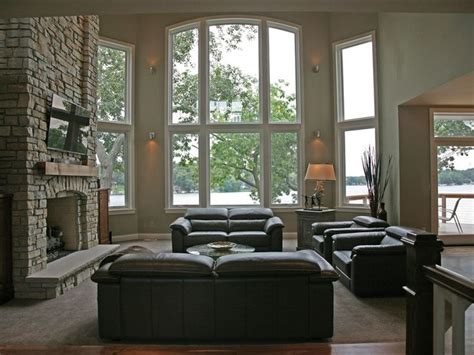 Great Room Windows Inspiration 17 Best Images About Family Room On Pinterest Carpets Moldings And Columns