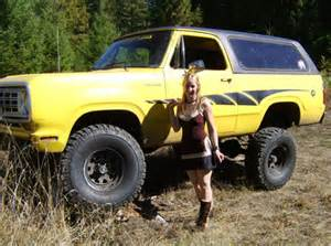 1974 dodge ramcharger 4x4 by mabel bartlett