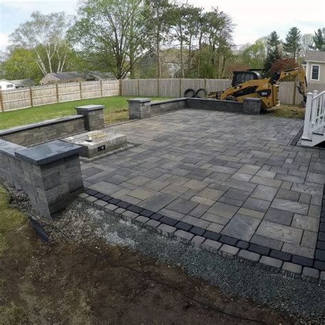 top 60 best paver patio ideas backyard dreamscape designs
