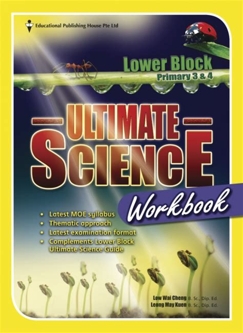 reel him in the ultimate workbook and dialogue books ultimate science workbook lower block pri 3 4