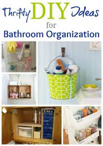 bathroom organizing ideas gallery for gt diy bathroom organization ideas