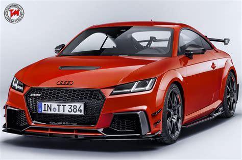 Audi Sport by Parti Speciali Audi Sport Performance Parts Per Audi Tt Rs