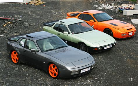 drift porsche 944 i recently bought another s2 oem to drift spec video