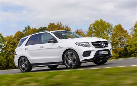 mercedes benz gle  amg matic suv  debut