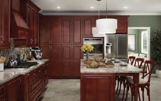 Kitchen Cabinet Financing - princeton cabernet all wood cabinets
