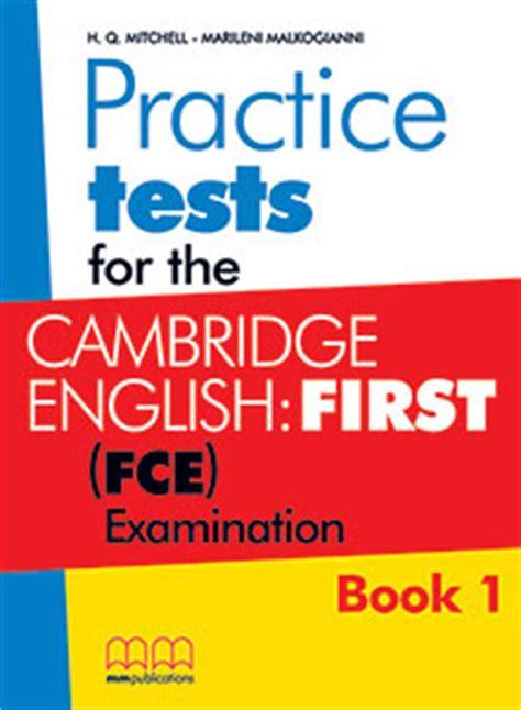 test fce mm publications cambridge exams