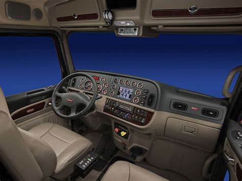 Peterbilt 387 Interior Pictures by Related Keywords Suggestions For Peterbilt Interior