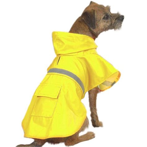 raincoat for dogs 4 top shelf coat exles for you to consider