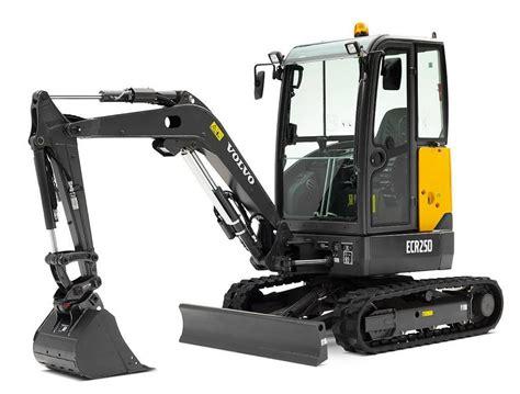 volvo kompaktbagger ecrd mini excavators