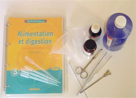 indigestione alimentare sciences41 mat 233 riels en pr 234 t