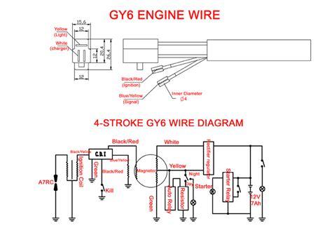 gy engine wiring diagram