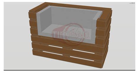 muebles con madera de palets dise 241 o muebles con palets de madera