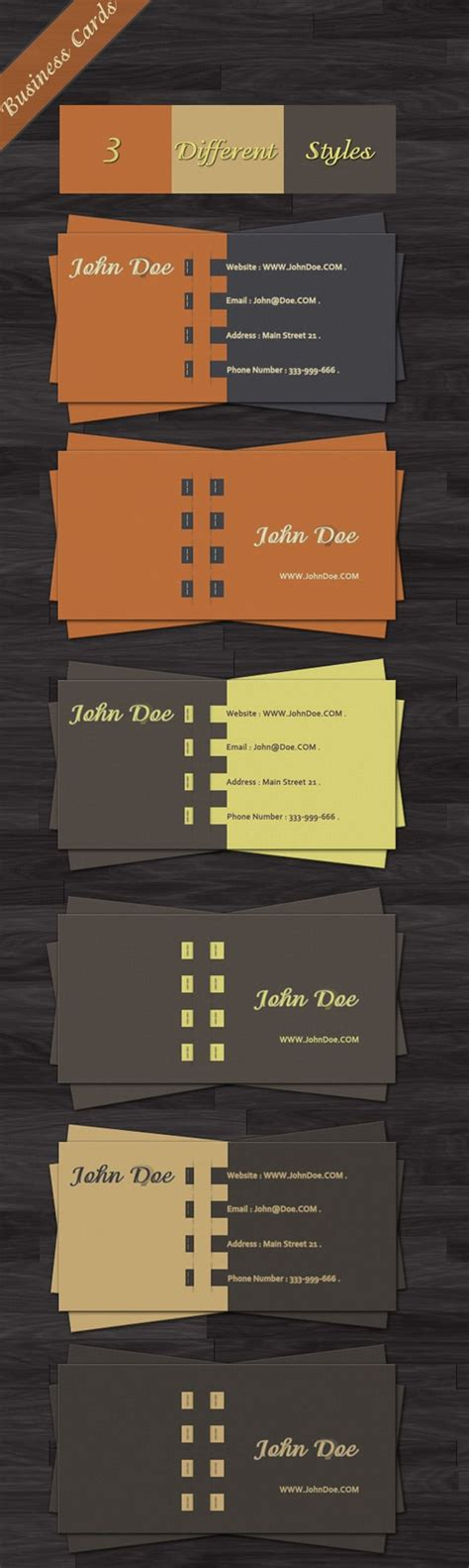 Inkscape Template Business Card by 100 Free Business Card Templates Designrfix