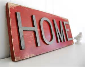 home decor wooden signs primitive sign wood sign home sign corona red metal sign home