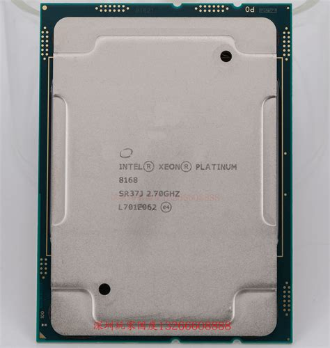 Processor Dual 28 Ghz intel s xeon platinum lineup including 28 xeon 8176
