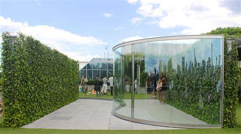 roof garden metropolitan museum of 187 new york dan graham and g 252 nther vogt the roof garden