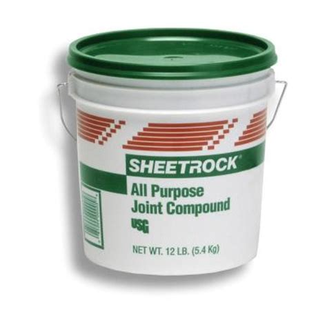 sheetrock brand 1 gal all purpose pre mixed joint