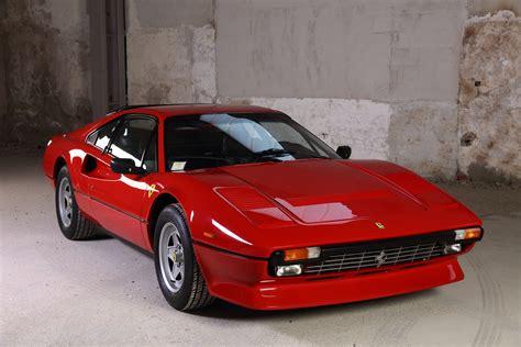 Ferrari Gto 308 by 1985 Ferrari 308 Gtb Quattrovalvole Classic Driver Market
