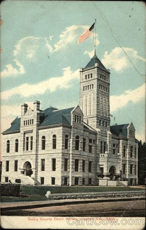 Geary County Court Records Geary County Court House Junction City Ks