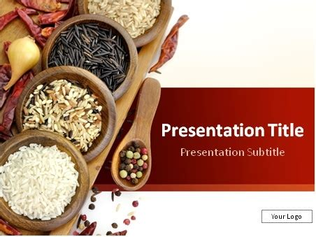 Download Cooking Theme Powerpoint Template Culinary Powerpoint Templates