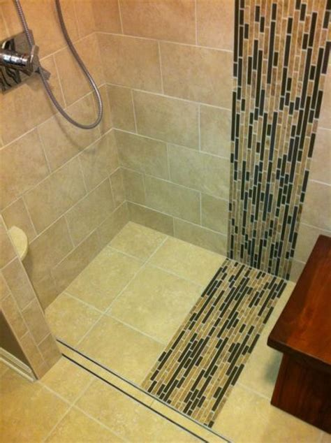 Bathroom Tile Floor Wall Transition Bathroom Floor Shower Transition And Design Doityourself