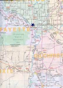 branford florida map 306 acres in suwannee county at 250th terrace 32008