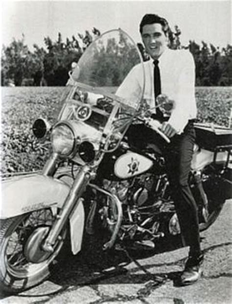 Want To Buy Elvis Motorcycle by Harley Davidson Motorbikes And Elvis On