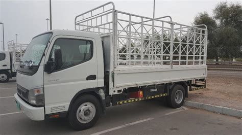 Mitsubishi Canter Brand 3 Ton Available Abu Dhabi