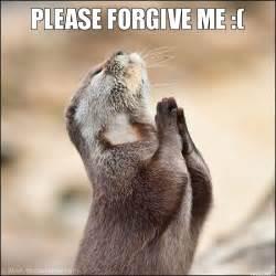 Forgive Me Meme - printcess i confess