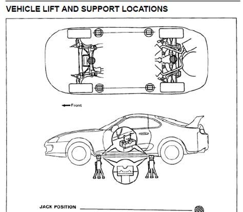 car service manuals pdf 1992 toyota supra interior lighting repair manuals 1995 toyota supra repair manual