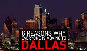 To Dfw 6 Reasons Everyone Is Moving To Dallas Lawnstarter
