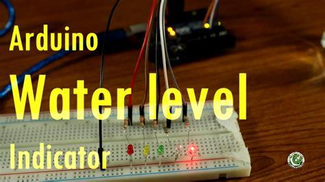 arduino tutorial in urdu arduino tutorial 9 in urdu arduino water level indicator