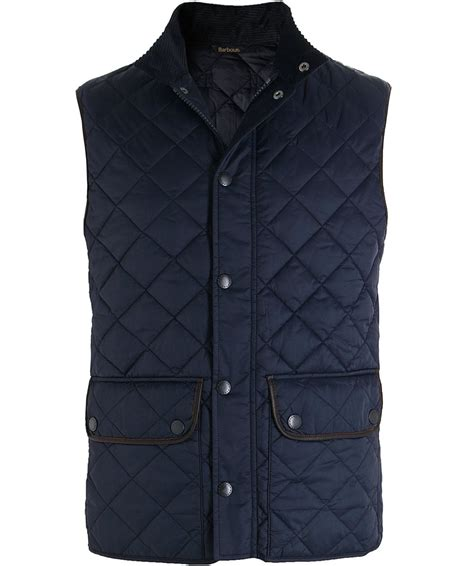 Barbour Quilted Gilet by Barbour Navy Quilted Tantallon Gilet Jules B