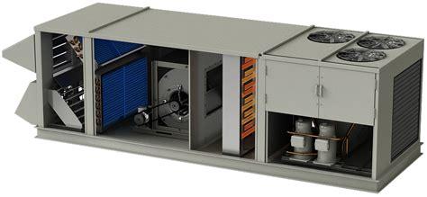 trane dx fan coil units animation includes
