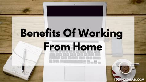 top 10 benefits of working from home with your comfort
