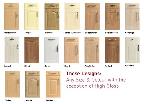 cabinet door fronts new cabinet doors and drawer fronts cabinets matttroy