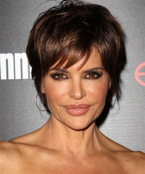rinna haircut version lisa rinna longer version hairstyle
