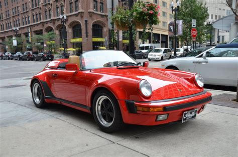 1989 porsche speedster for 1989 porsche 911 carrera speedster stock gc charlie03
