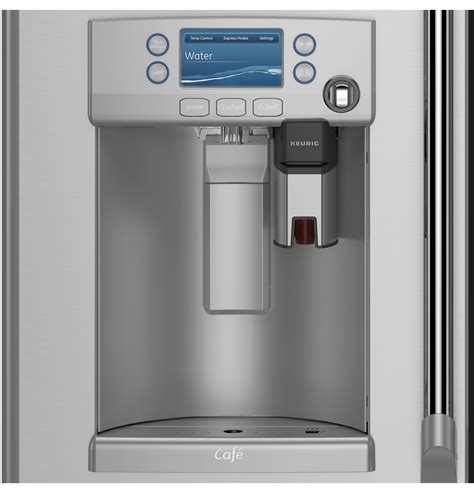 cafe 5 serie ge appliances and keurig 174 brew up the next big thing in