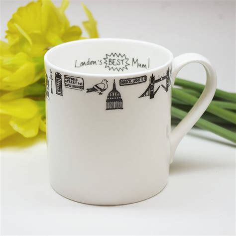 mug design for mothers illustrated mother s day mug by martha mitchell design