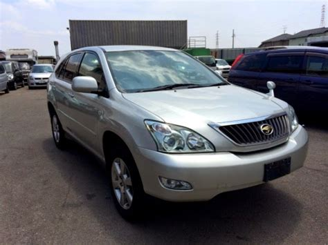 Spion Toyota Harrier Airs 240g 2007 toyota harrier 240g l package 4wd sold to kenya