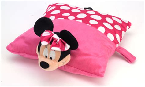 Minnie Mouse Pillow Pal disney minnie mouse pillow pal cuddle cushion minnie